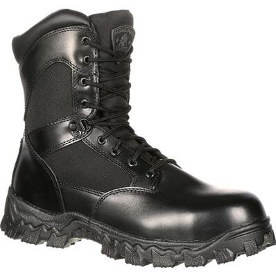 Boots for Law Enforcement Professionals