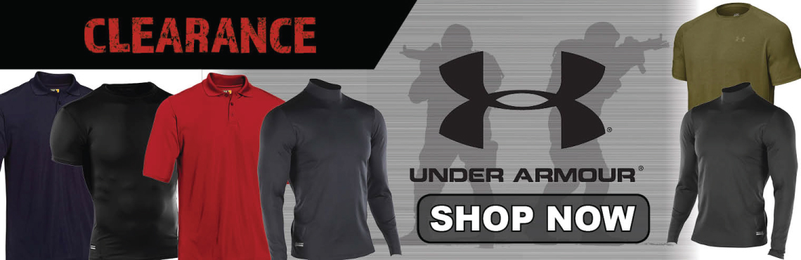 Clearance Under Armour Apparel
