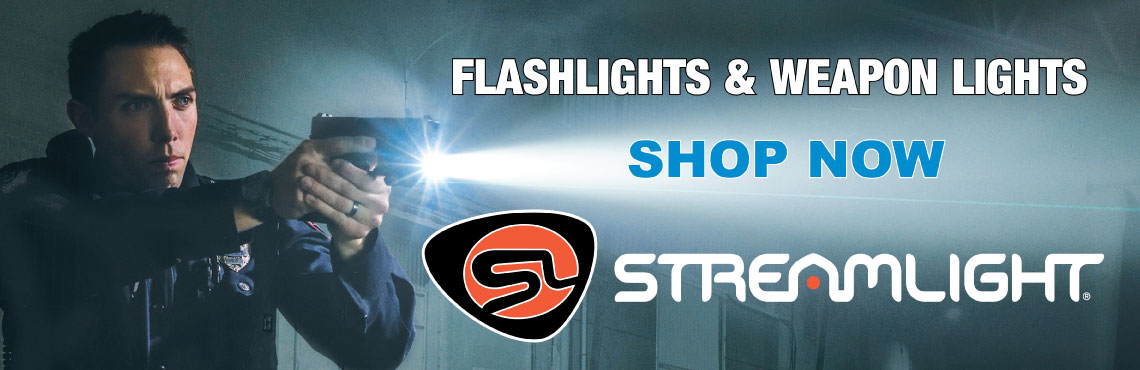 Streamlight Flashlights and Weapon Lights